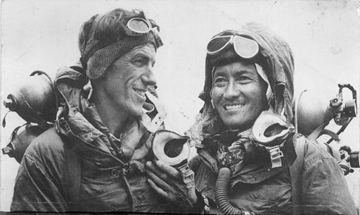 The Adventurers and Namesakes of the Highland Overland Trucks: Ernest Shackleton and Tenzing Norgay